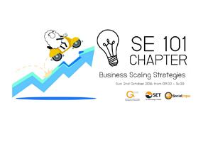 เปิดลงทะเบียน SE101 Chapter 6 Business Scaling Strategies