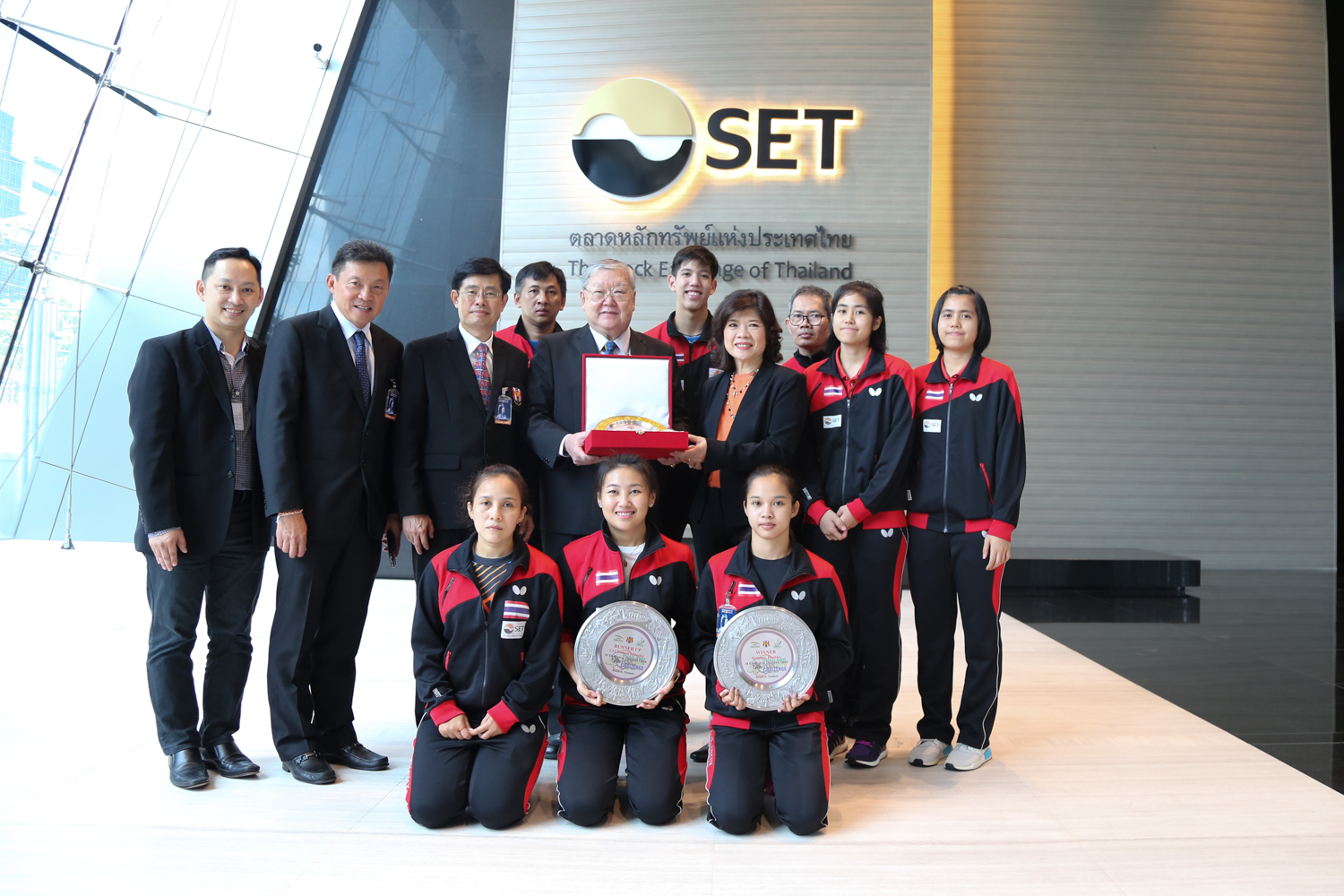 SET Table Tennis for Everyone