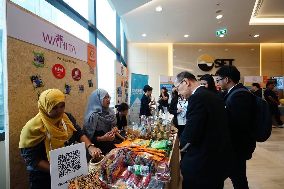 ศูนย์ธุรกิจเพื่อสังคมวานิตา สร้างอาชีพและรายได้ให้กับกลุ่มสตรีใน 3 จังหวัดชายแดนภาคใต้
