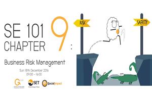 เปิดลงทะเบียน SE101 Chapter 9  Business Risk Management