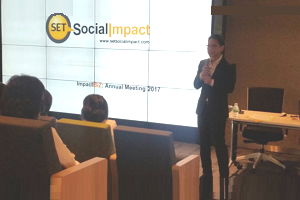 SET Social Impact เปิดตัวกิจกรรมเด่นๆ สำหรับสมาชิก ImpactBiz ปี 2560