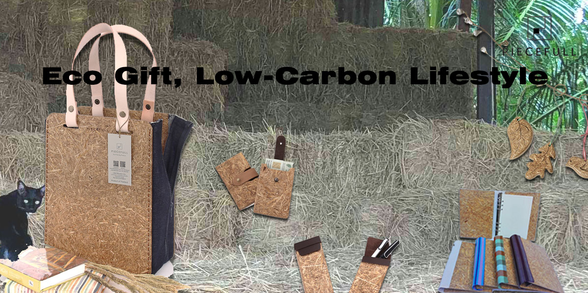Eco Gift, Low-Carbon Lifestyle