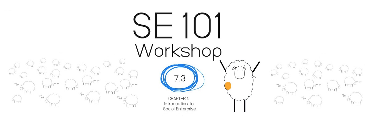SE101: 1. Introduction to Social Innovation/Socialerprise