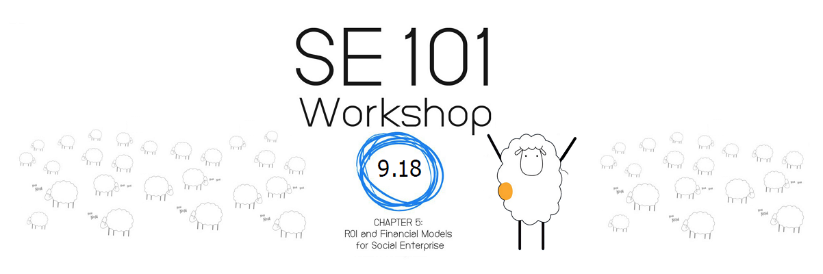 SE101: 5. ROI and Financial Models for Social Enterprise