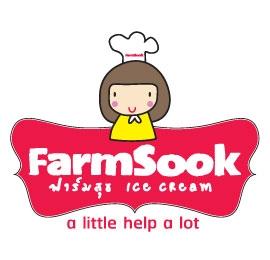 """กิจการเพื่อสังคม """"ฟาร์มสุข ไอศกรีม"""""""
